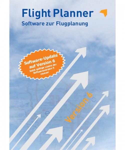 Flight Planner Software-Update auf Version 6 (für Besitzer von FP 5)