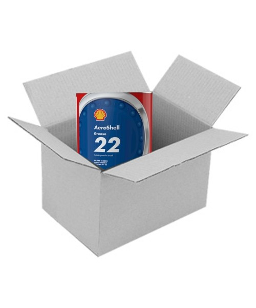 AeroShell Grease 22 - Karton (4x 3 kg Dosen)