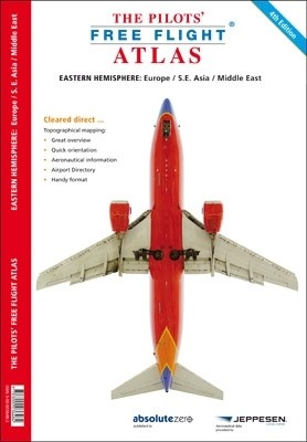 Pilot's Free Flight Atlas Europe / Eastern Hemisphere