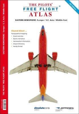 Pilot's Free Flight Atlas Europe / Eastern Hemisphere