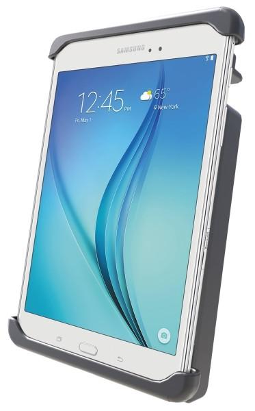 RAM Mounts Universal Tab-Lock Halteschale (abschließbar) für 8 Zoll Tablets inkl. Samsung Tab A 8.0