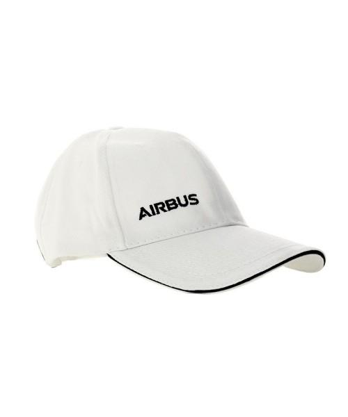 Airbus Basecap - weiß
