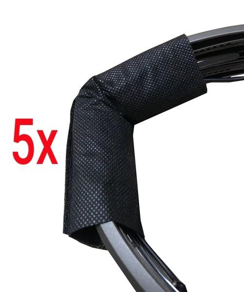 Commount Hygiene-Überzug für Kopfpolster - für Bose A20 Aviation Headsets, 5er-Pack