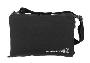 Flightcom Kopfhörertasche für ein Headset