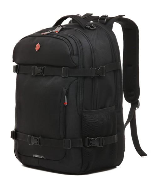 Krimcode Street Casual Backpack - 40 liters volume, black (KSTB14-1N0SM)