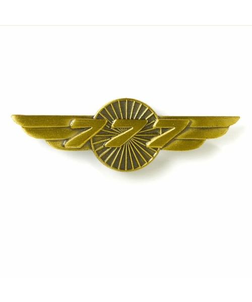 Boeing 777 Wings Pin