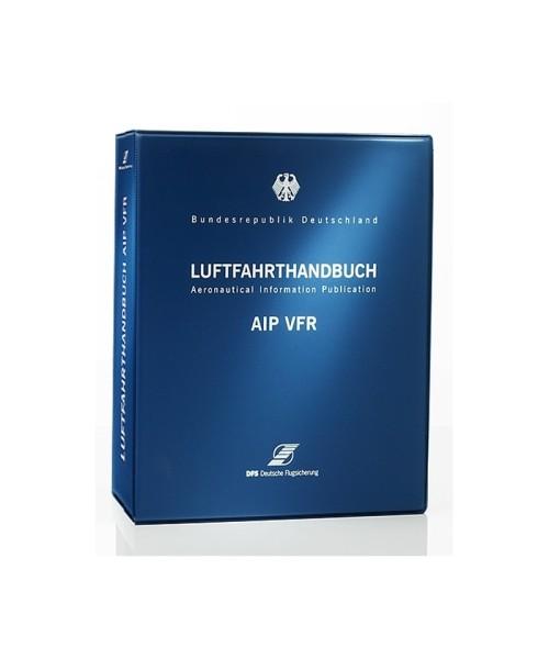 AIP VFR Kunststoffordner (breit)