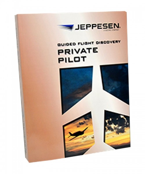 Jeppesen Guided Flight Discovery - Private Pilot Textbook