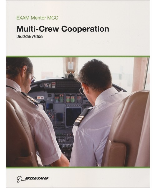 EXAM Mentor Multi-Crew Cooperation (MCC) - Printversion, deutsch