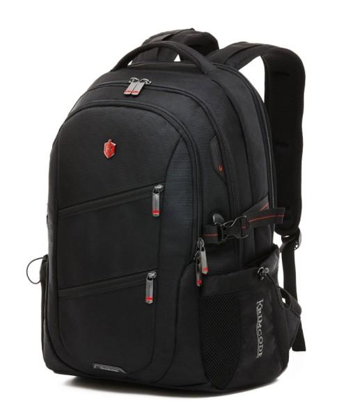 Krimcode Smart Casual Backpack - 36 liters volume, with USB-Port (KSCB08-1U0SM)