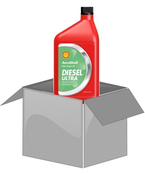 AeroShell Oil Diesel Ultra - Karton (12 x 1 Liter Flaschen)