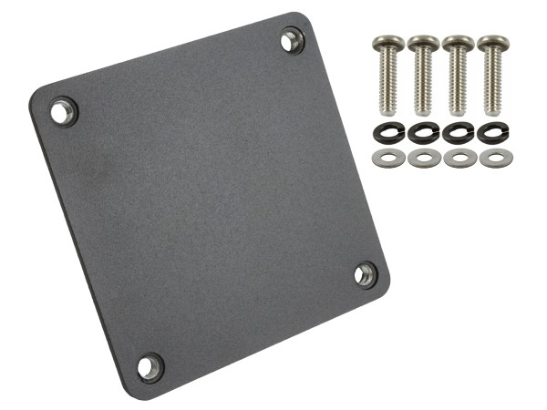 "RAM 3.6"" X 3.6"" BACKING PLATE"