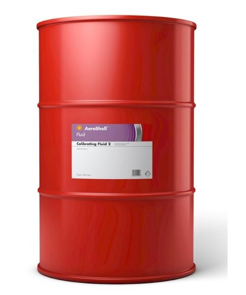 AeroShell Calibrating Fluid 2 - 202 Liter Drum