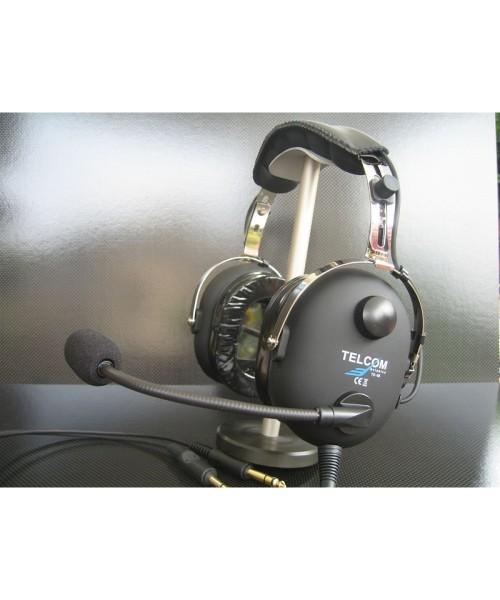 TELCOM TC-50 AS Aviation Headset - passiv, PJ-Stecker (GA)