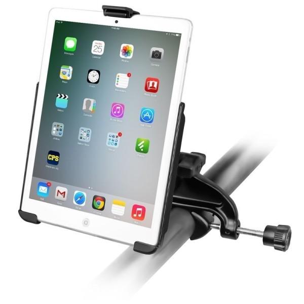 RAM Mounts Luftfahrt-Halterung für Apple iPad mini 1-3 - mit Steuerhornklammer, B-Kugel (1 Zoll), im