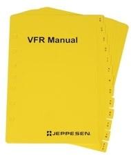Jeppesen VFR Manual, Alphabetical Tab Set