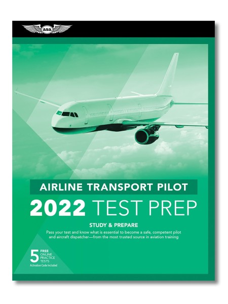 ASA - Airline Transport Pilot (ATP) Test Prep