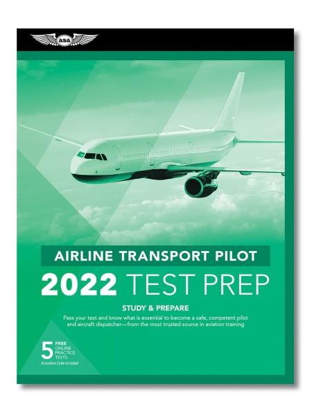 ASA - Airline Transport Pilot (ATP) Test Prep