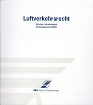 DFS Luftverkehrsrecht inkl. Ordner und Register