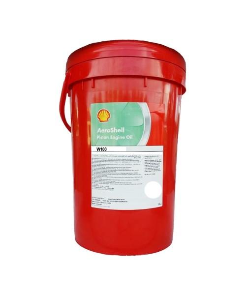 AeroShell Oil W100 - 5 AG Pail (18.93 liters)