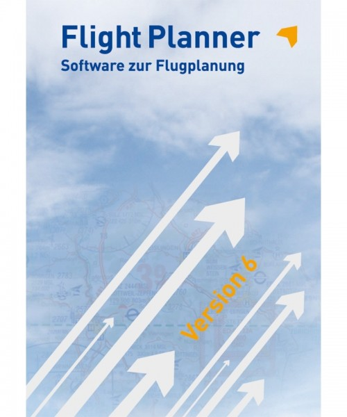 Flight Planner Full Version (German) - without maps