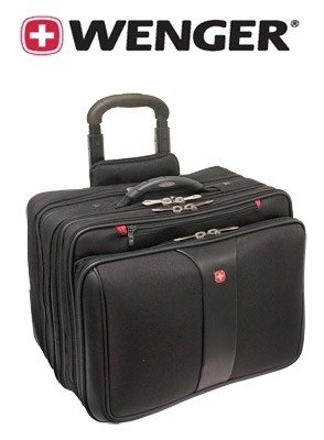 WENGER Patriot - Trolley with removable Notebook Bag
