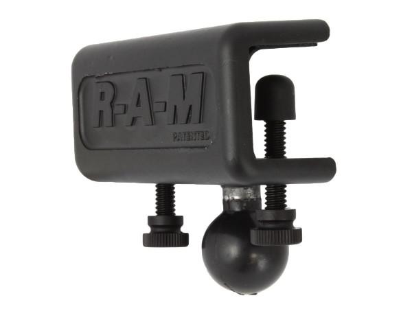 RAM Mounts Basisklammer für überstehende Panele - B-Kugel (1 Zoll), im Polybeutel