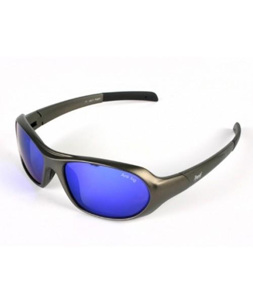 Rapid Eyewear Aspen - Sonnenbrille für Outdoor Sport, silber-grau