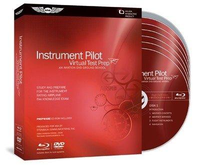 ASA, Virtual Test Prep Instrument Rating - Widescreen, Blu-Ray