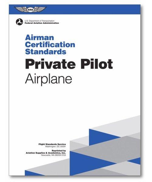 ASA, Airman Certification Standards - Private Pilot Airplane