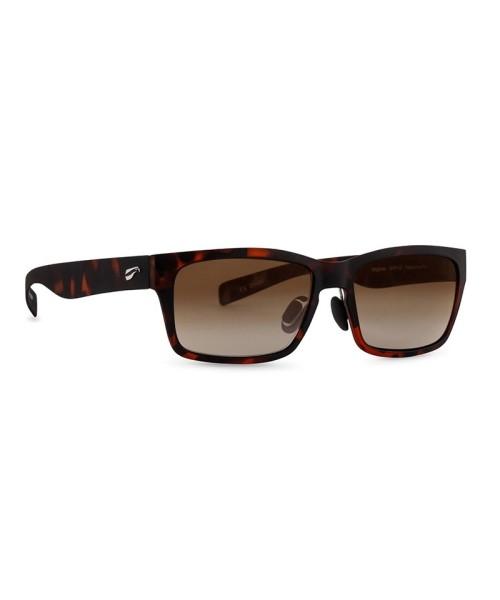 Flying Eyes Sunglasses Kingfisher - Satin Tortoise Frame, Gradient Copper Lenses