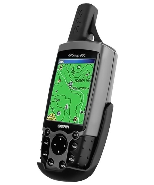 RAM MOUNT Cradle - Garmin GPSMAP 60 series (RAM-HOL-GA12U)
