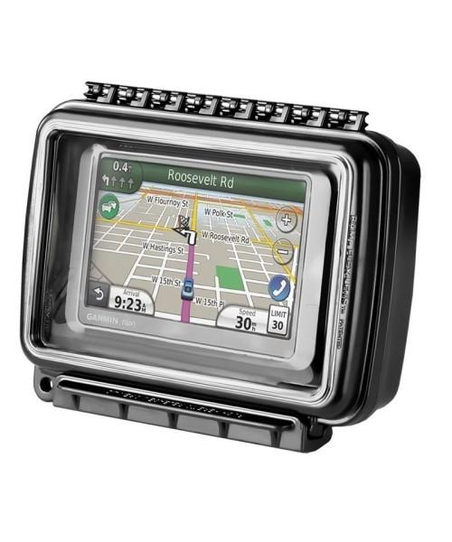 RAM Mounts Aqua Box - mittlere Größe, Quer-Version, für elektronische Geräte, im Polybeutel