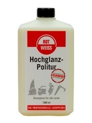 ROTWEISS - High Gloss Polishing, 1000 ml Bottle