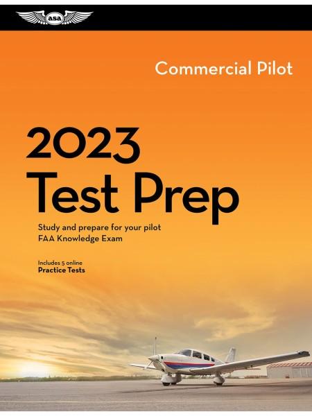 ASA - Commercial Pilot Test Prep