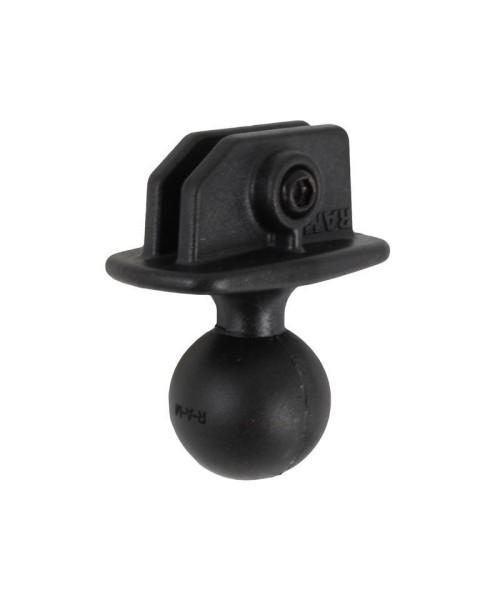 RAM Mounts Kamera-Adapter für Garmin VIRB/VIRB Elite Kameras - B-Kugel (1 Zoll), im Polybeutel