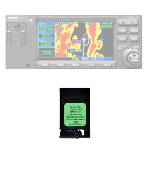 Garmin Datawriter Update International once - for GNS 430 and 530