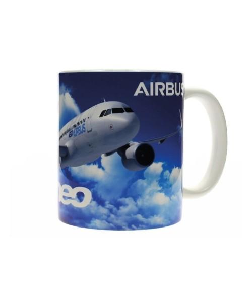 Airbus Szenario Tasse A320neo - 300 ml