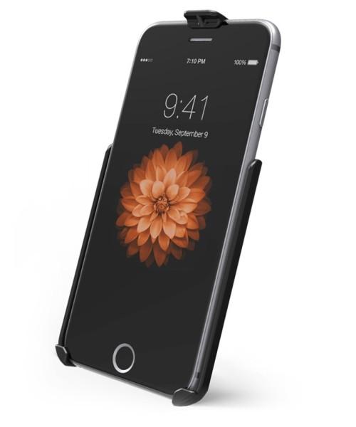 RAM Mounts Gerätehalteschale für Apple iPhone XS Max / 7 PLUS / 6 PLUS (ohne Schutzhüllen/-gehäuse)