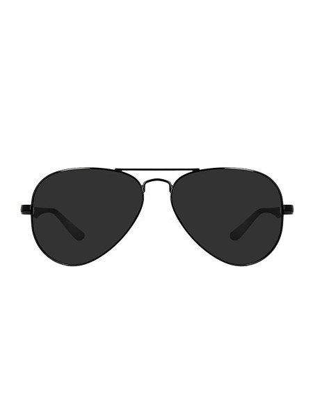 Airbus Sunglasses - Carbon / Metal, polarized glasses