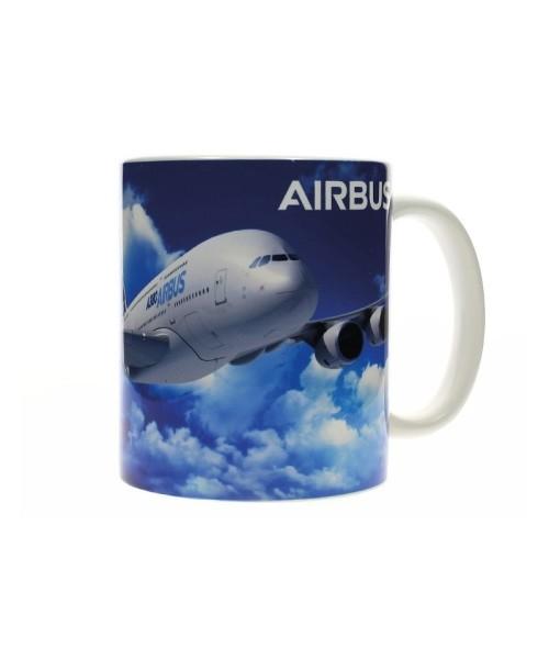 Airbus Szenario Tasse A380 - 300 ml