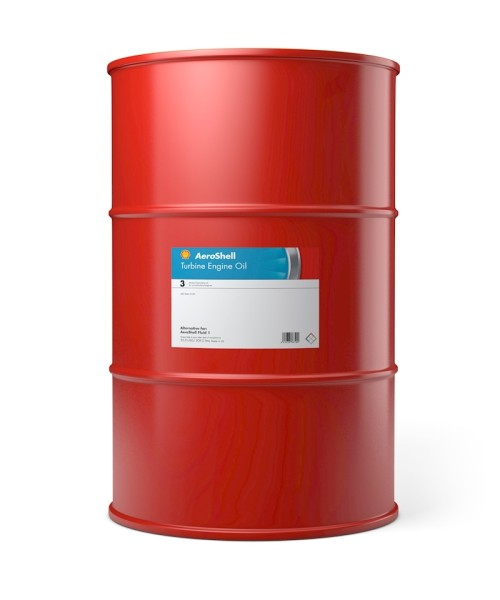 AeroShell Turbine Oil 3 - 55 AG Fass (208,2 Liter)