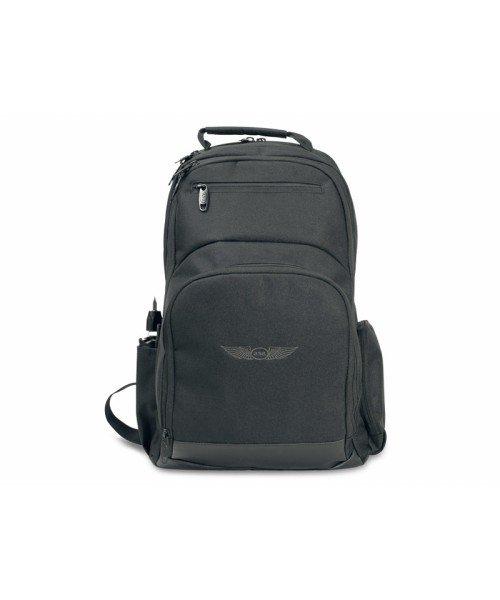 ASA, AirClassics Pilot Backpack, black