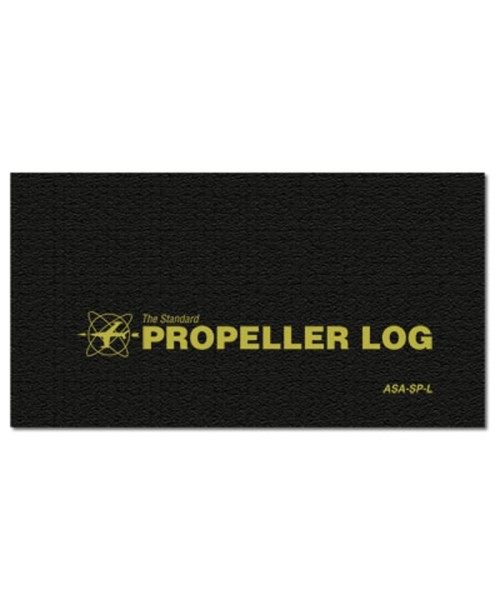 ASA Propeller Log - Softcover, 20 pages
