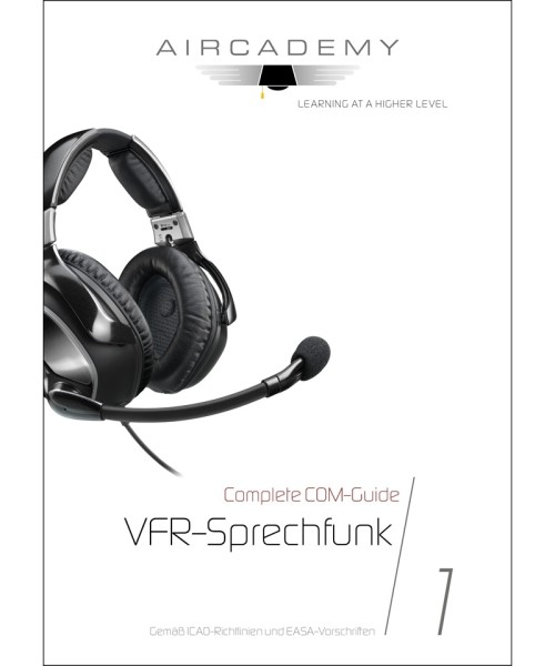 AirCademy Complete COM-Guide - BZF I / II - VFR-Sprechfunk