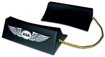ASA Bremsklötze schwarz (Paar)