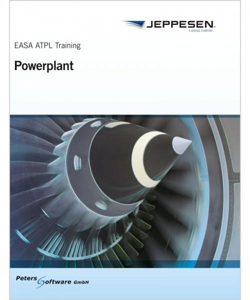 Jeppesen EASA ATPL Training - Powerplant