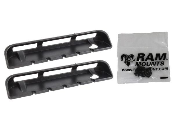 RAM Mounts Tab-Tite Endkappen für 10 Zoll Tablets - Schrauben-Set, im Polybeutel