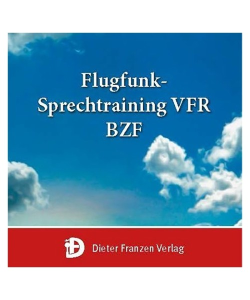 Franzen - Aviation Radio Talk Training (BZF I/II), Practise-CD