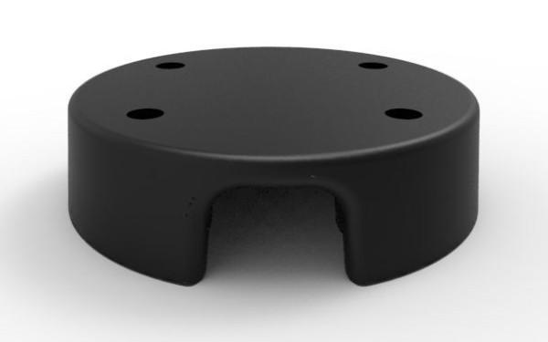 RAM Mounts Verbundstoff-Adapter für Kabelmanagement - Durchmesser ca. 67 mm, im Polybeutel